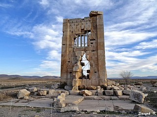 8471 Pasargadae archaeological complex Пасаргады археологический комплекс