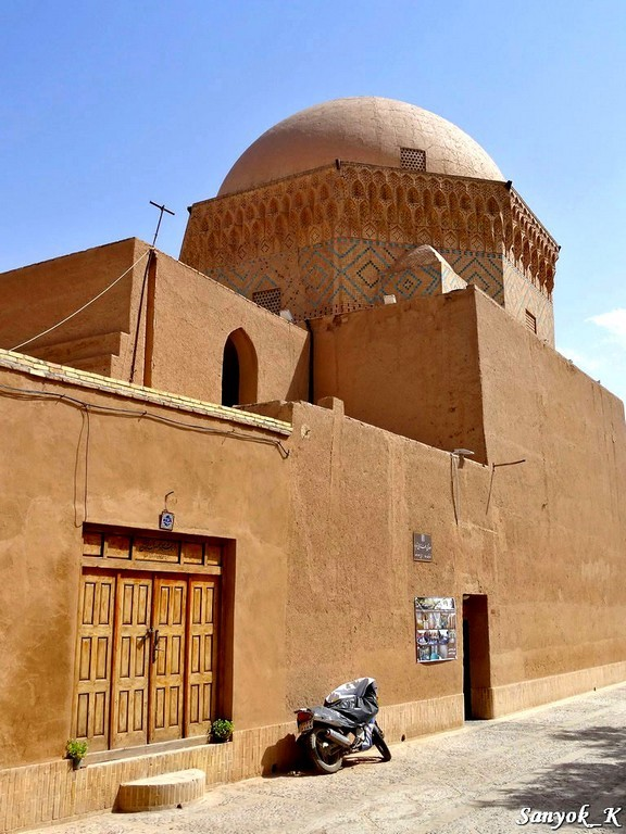 2763 Yazd Old city Йезд Старый город