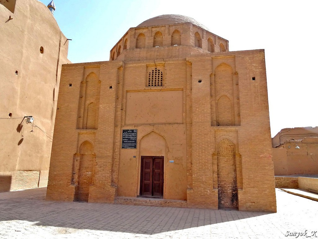2768 Yazd Old city Йезд Старый город
