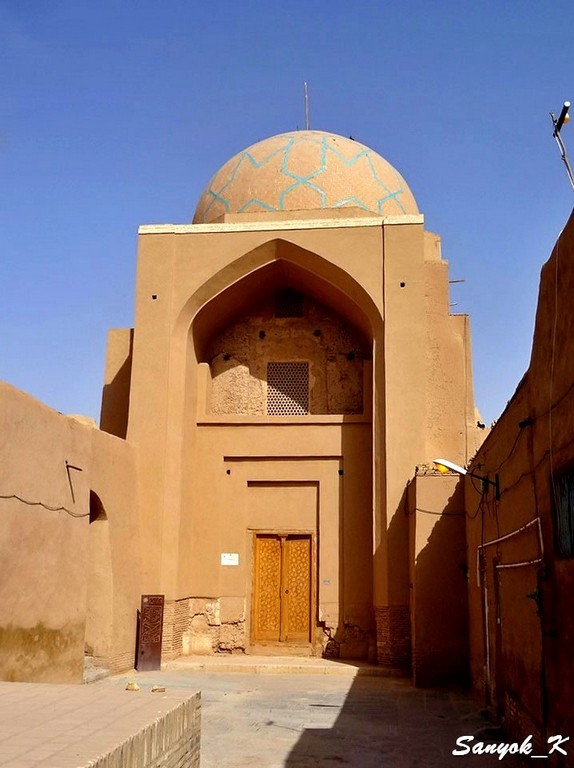 2776 Yazd Old city Йезд Старый город