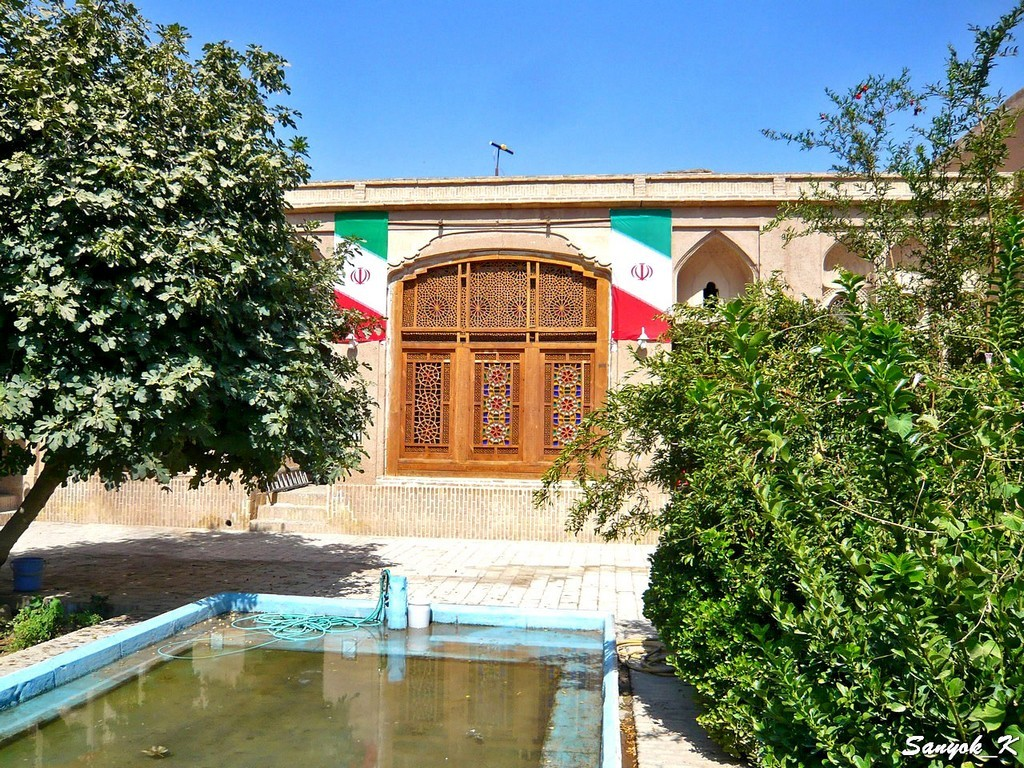 2780 Yazd Old city Йезд Старый город