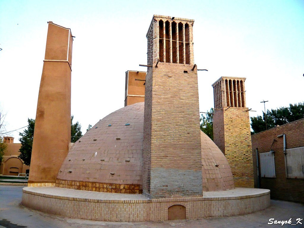 2782 Yazd Old city Йезд Старый город