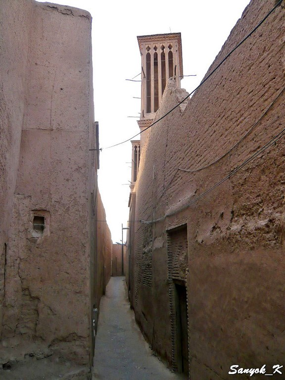 2783 Yazd Old city Йезд Старый город