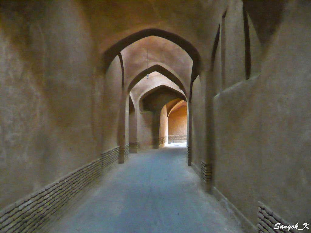 2784 Yazd Old city Йезд Старый город