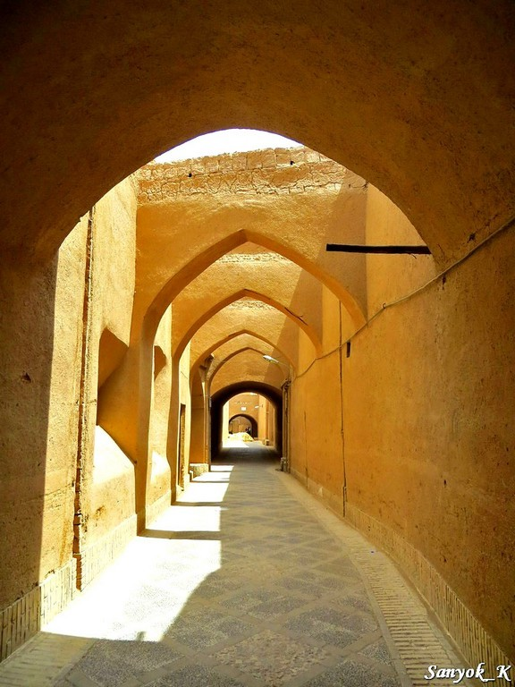 2785 Yazd Old city Йезд Старый город